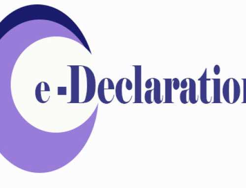E-DECLARATION
